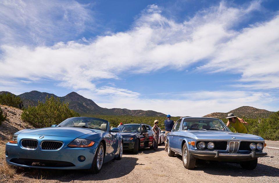 Photo NM BMW CCA 18 July 2020 Drive to Lamy - Jason-Collin